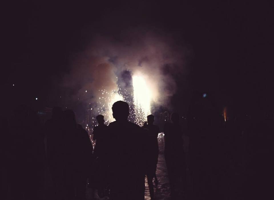 Sri Lanka New Year's Eve