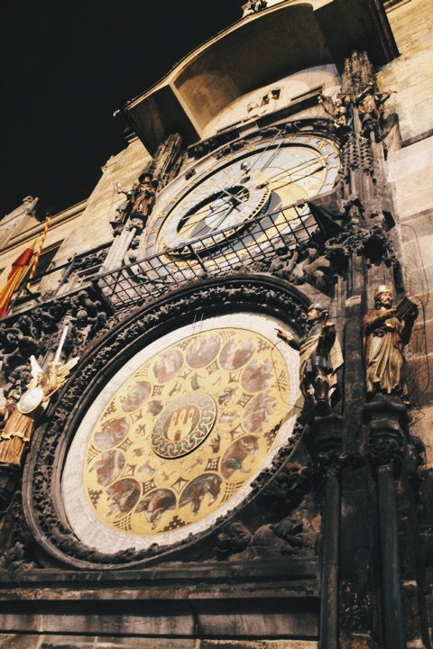 Astronomical Clock, Prague, Old Town Hall