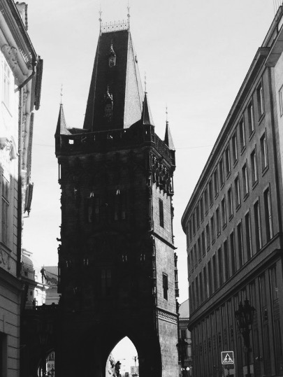 Powder Tower/Powder Gate in Prague