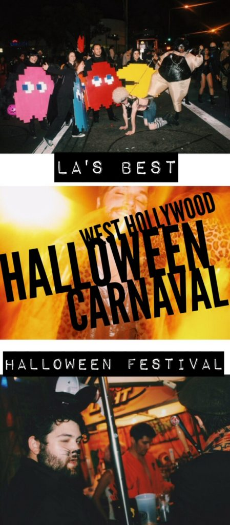 Survival tips for LA's Best Halloween Festival: the delectably devilish West Hollywood Halloween Parade, attracting over 500,000 party goblins and some of the best costumes in Los Angeles, California.
