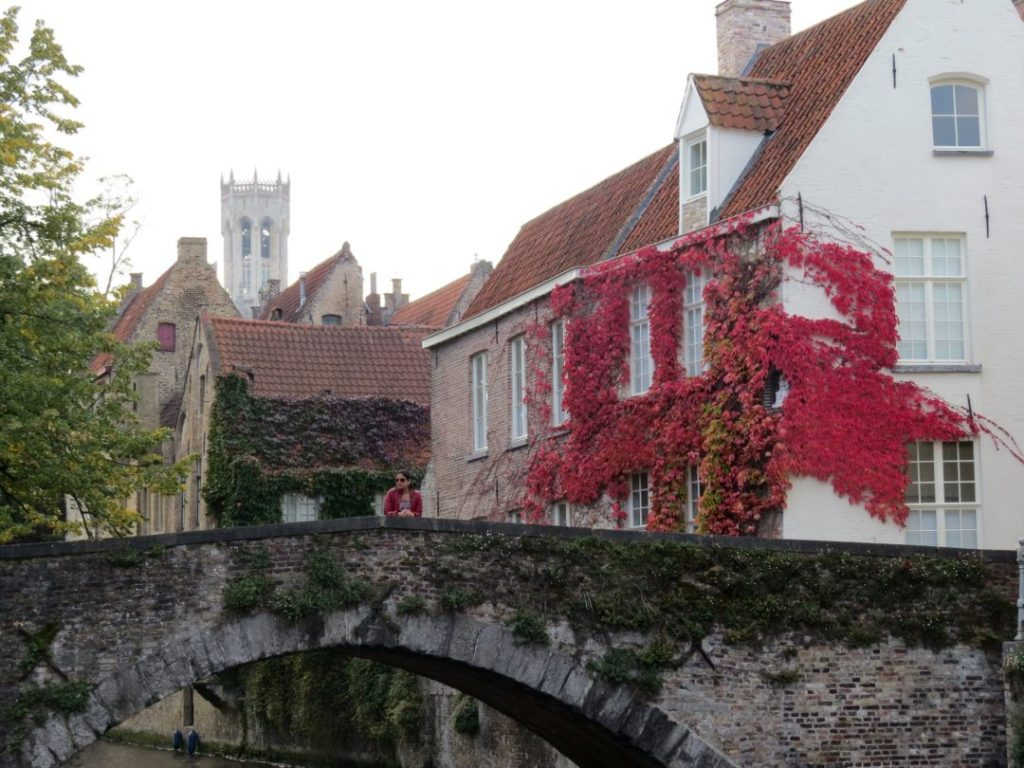 Bruges, Belgium for Autumn Travel, by GoBeyondBounds (blogger)