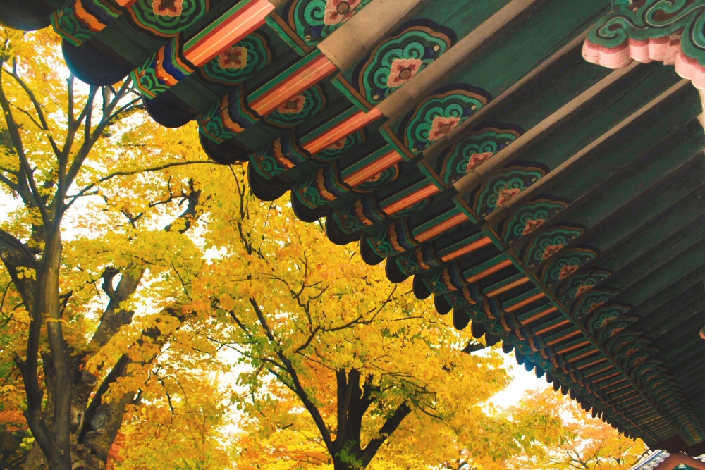 Changdeokgung Palace: South Korean architecture