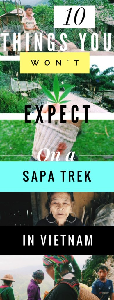Sapa Trek with the Hill-Tribes in Vietnam: 10 Things you WON'T Expect
