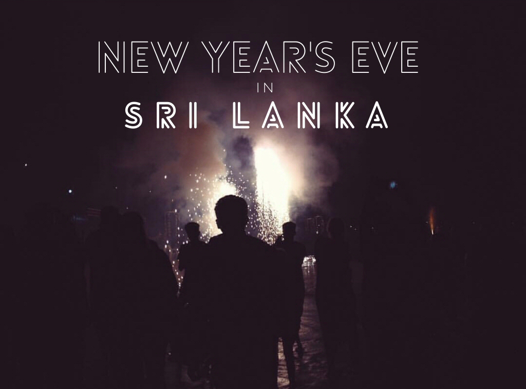 New Year's Eve Sri Lanka, Mirissa Beach - title