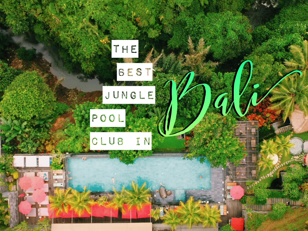 Jungle Fish - Best Pool Club in Ubud, Bali