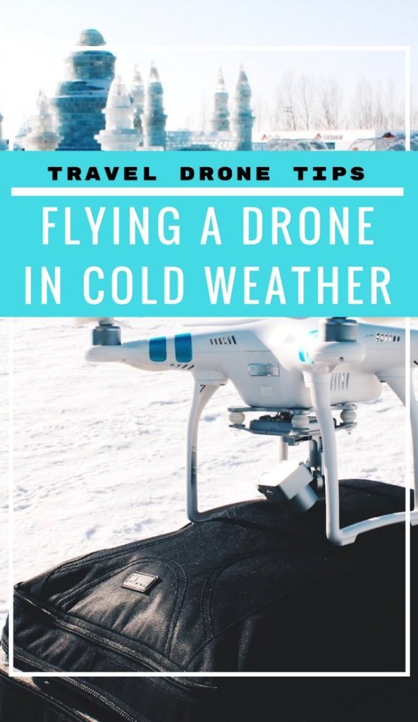 Flying a Drone in Cold Weather: Travel Drone Tips