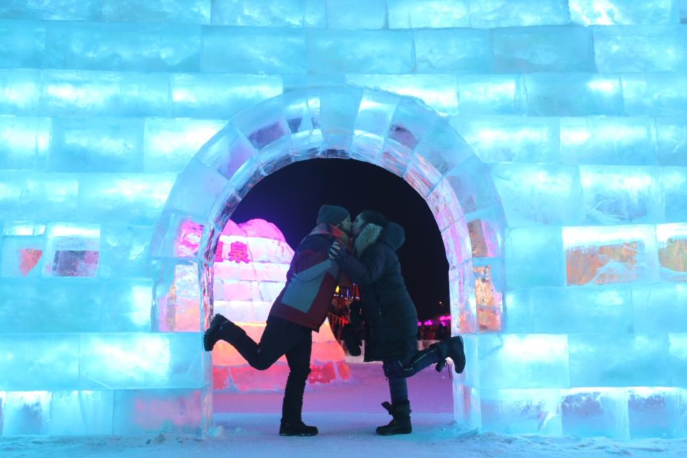 Harbin Ice Festival, Couples Travel