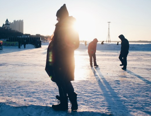Winter Travel Packing List: Harbin, China