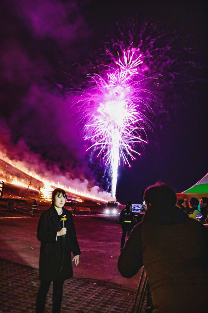 Jeju Island Fire festival is an awesome way to enjoy spring in Korea