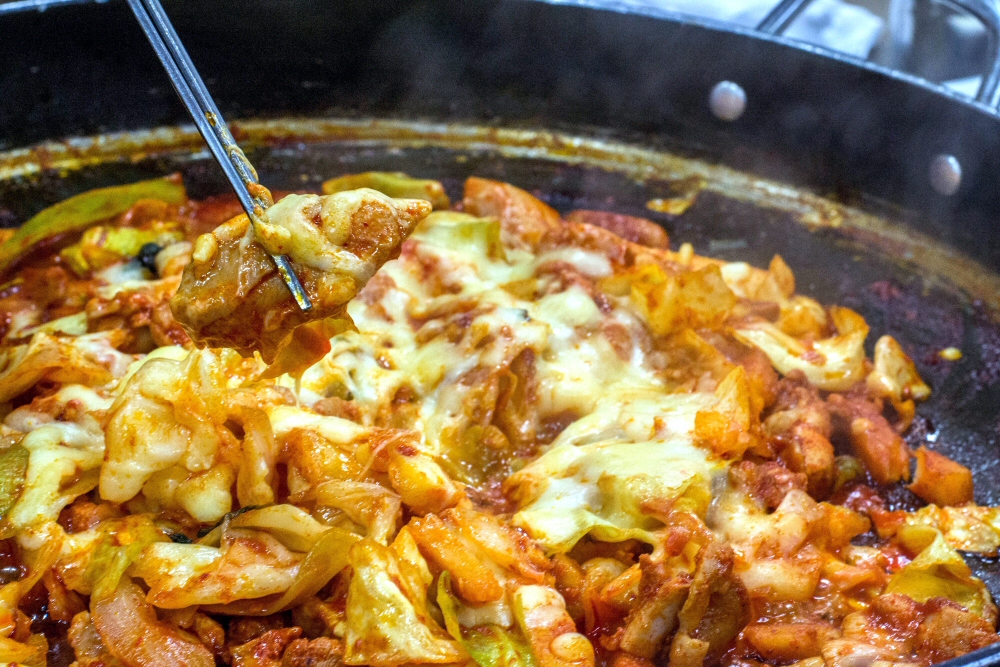 Dak Galbi: One of the Best Korean Food Dishes to Try in South Korea