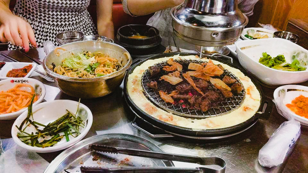 Galmaegisal: One of the Best Korean Food Dishes to Try in South Korea