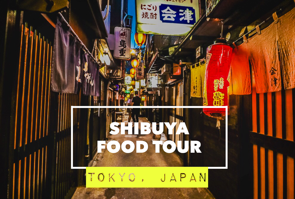 Arigato Japan Food Tours takes us on an culinary adventure with a Tokyo Food Tour through Shibuya with sushi, kobe beef, okonomiyaki, drinks and much more!