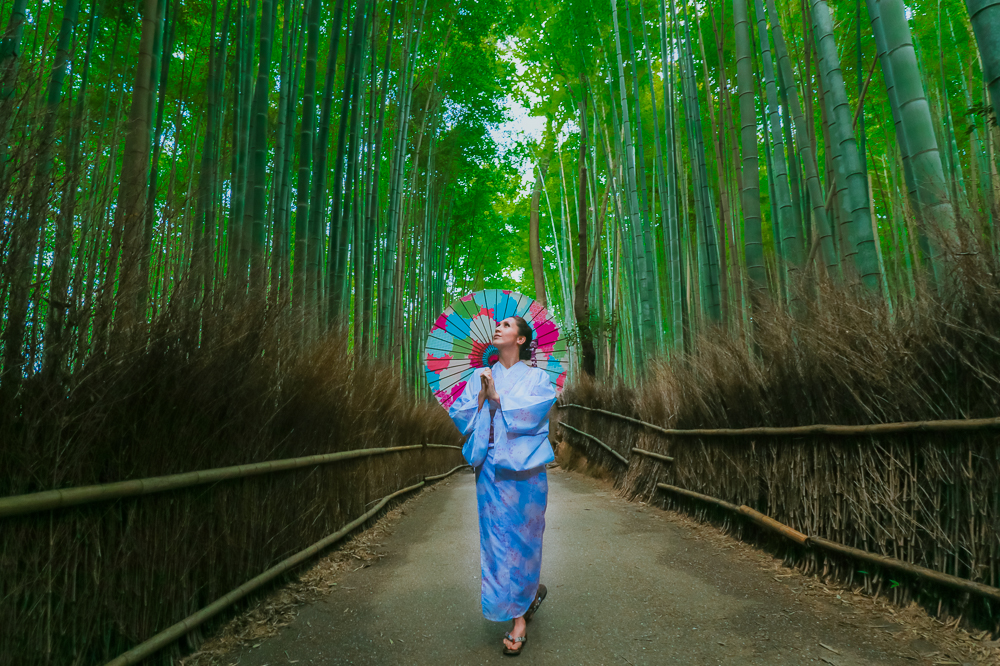 Best place to rent kimono in Japan