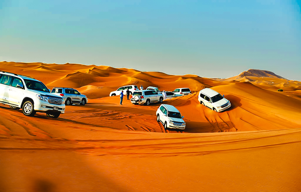 Desert Safari in Dubai for your Dubai City Guide