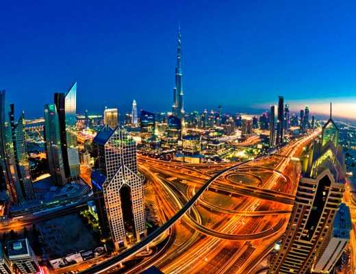 Urban things to do in Dubai City Guide