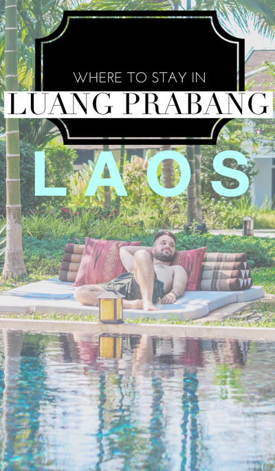 A review of the 5-star Sofitel Luang Prabang Laos: a beautiful colonial mansion built for the French governor, and the best in luxury Luang Prabang hotels! Perfect for anyone looking for the best hotels in Luang Prabang Laos!