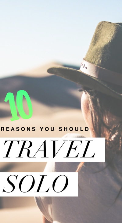 Looking to venture out by yourself? Here are the top 10 benefits of solo travel and how traveling the world alone can offer a richer travel experience!