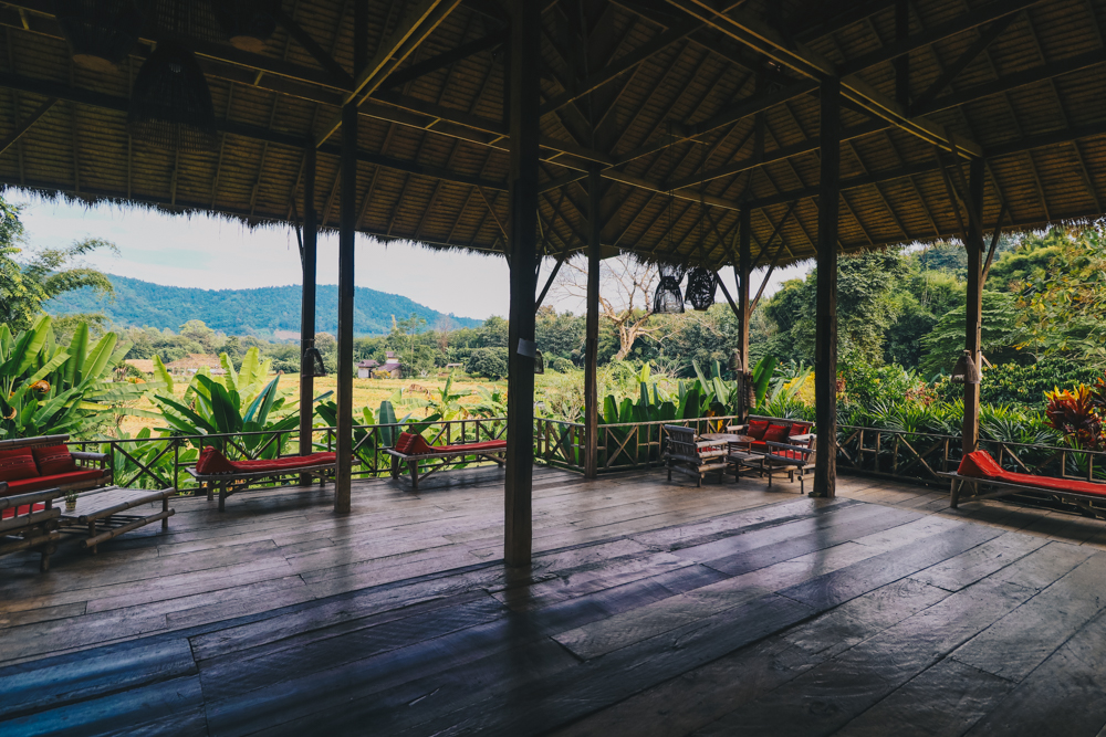 Lisu Lodge: Where to stay in Chiang Mai Thailand for hill tribe eco lodge experience