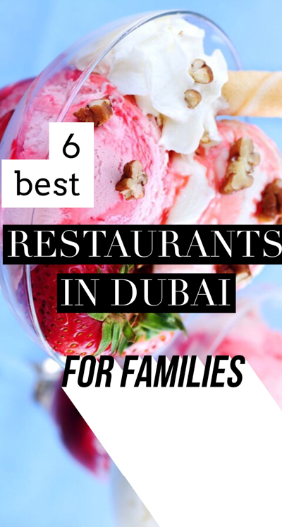 Looking for places to eat in Dubai with your family? Find yourself in the United Arab Emirates without any idea of the top restaurants in Dubai for you and your kids? Whether it's breakfast, lunch, or dinner in Dubai, here are the best restaurants in Dubai for families!