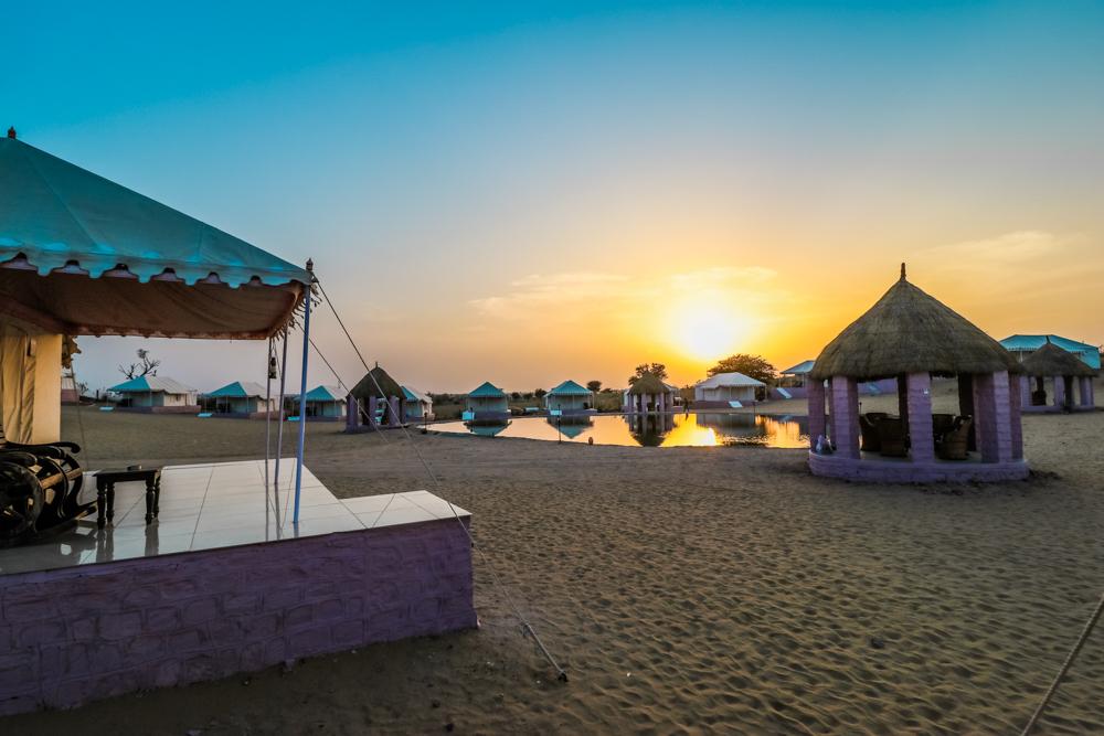Best hotels in Jodhpur for desert experience