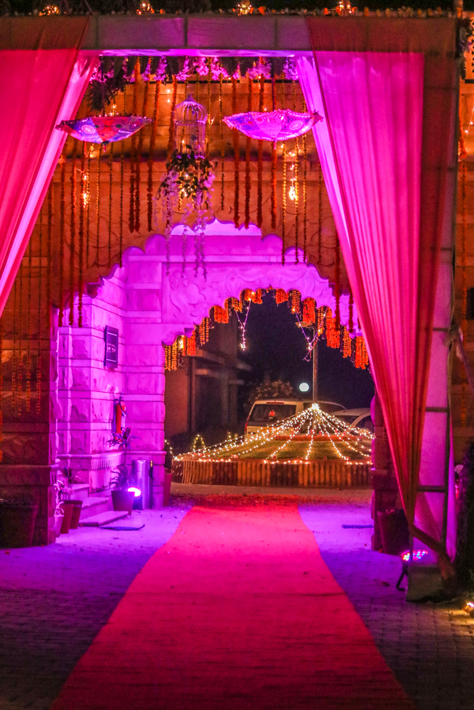 Royal Indian wedding Thar Oasis resort