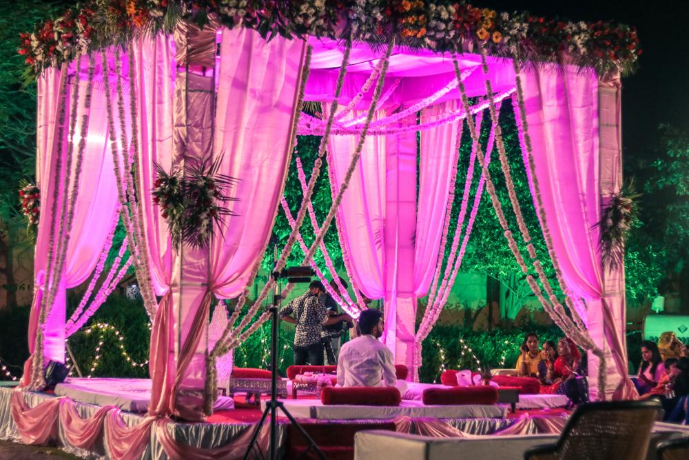 Thar desert location for Royal Indian Wedding