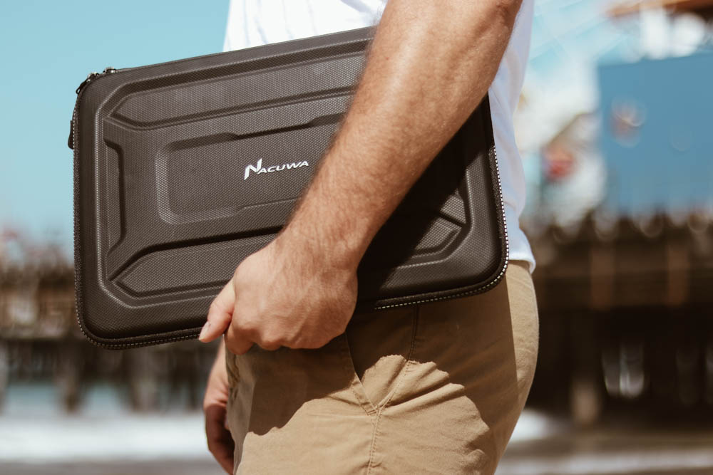 Best travel laptop case according to travel bloggers