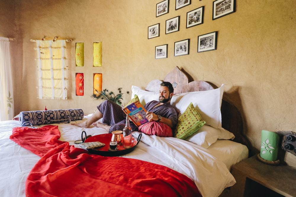 Luxury India hotel experience in Rajasthan
