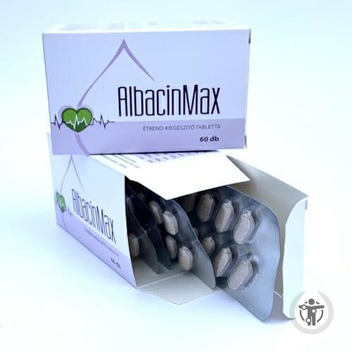 AlbacinMax tabletta 2