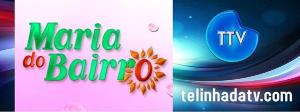 Audiência: Maria do Bairro é lider em Goiânia e em Belém