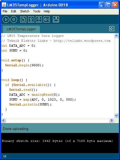 Contoh Program Arduino : contoh, program, arduino, CONTOH, PROGRAM, ARDUINO, Robot, Action