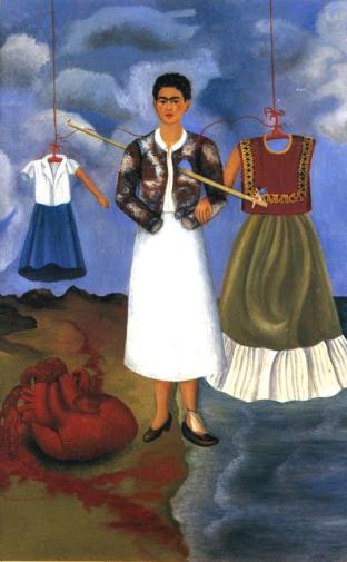 Frida Kahlo; źródło: www.fridakahlo.org