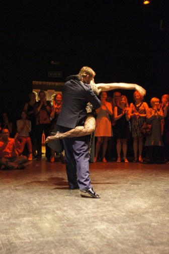 Pokochać tango