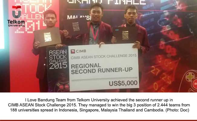 """I Love Bandung"" Achieved Second Runner-Up in Malaysia"