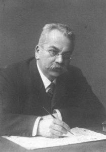 Der Science-Fiction-Autor Kurd Laßwitz