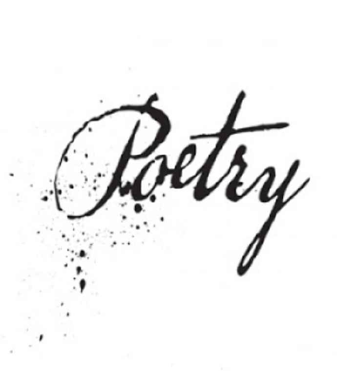 POETRY; MORE THAN WORDS