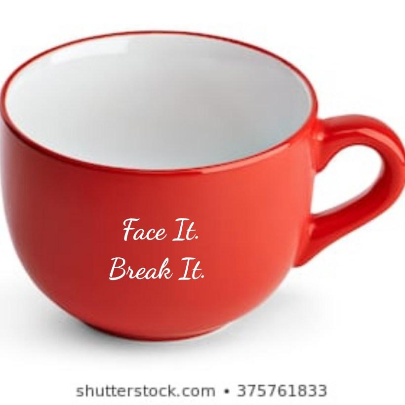 Face It Break It