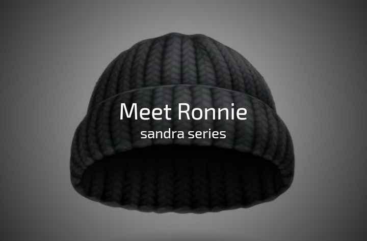 Meet Roonie.