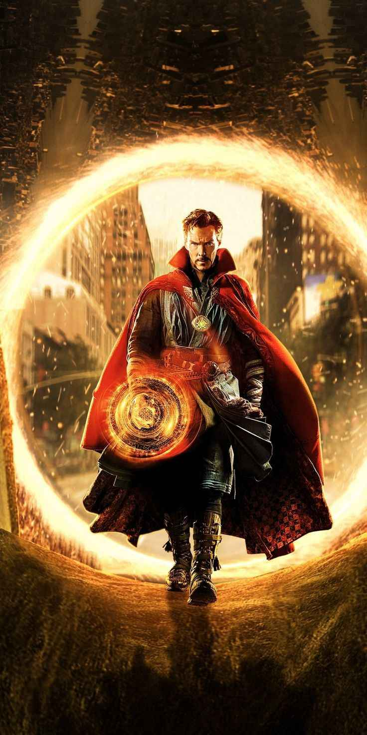 Doctor Strange; Events of year 2020