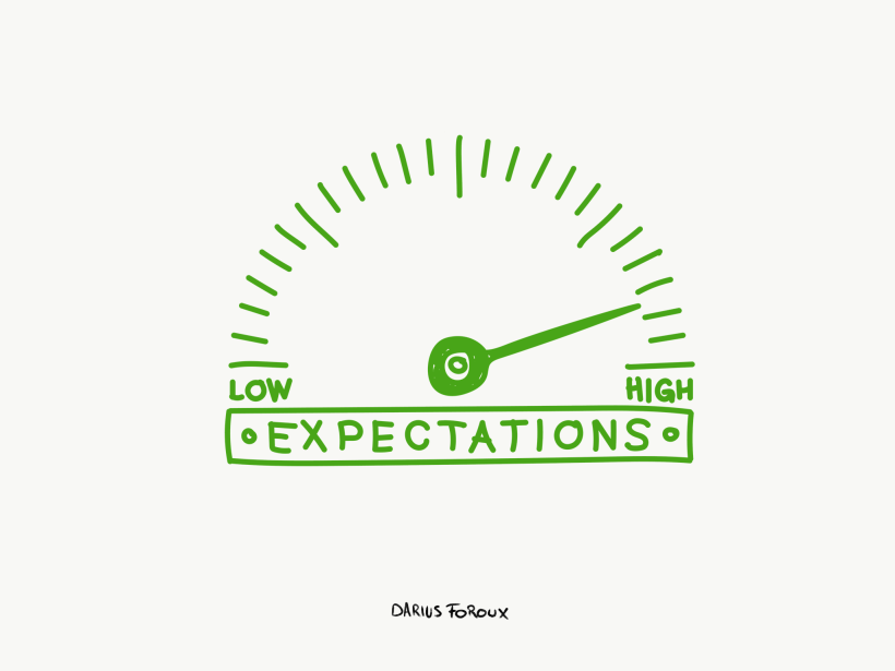 Expectations VS reality: How to Survive Disappointments
