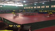 Oshonaike's Tennis Clinic Ends