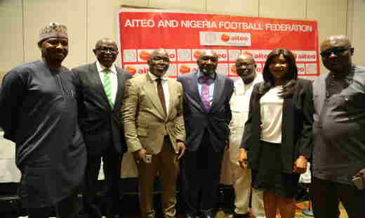 Nff and Aiteo Photo