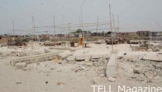 Otodo Gbame Community Lekki Lagos. Photo
