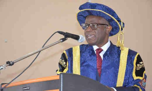 Professor Joseph Adeola Fuwape Photo