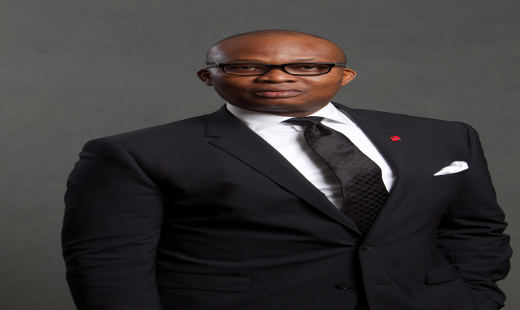 Kennedy Uzoka GMD CEO UBA Photo