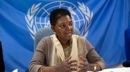 Baroness Valerie Amos Photo