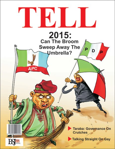 2015: Can The Broom Sweep Away The Umbrella?