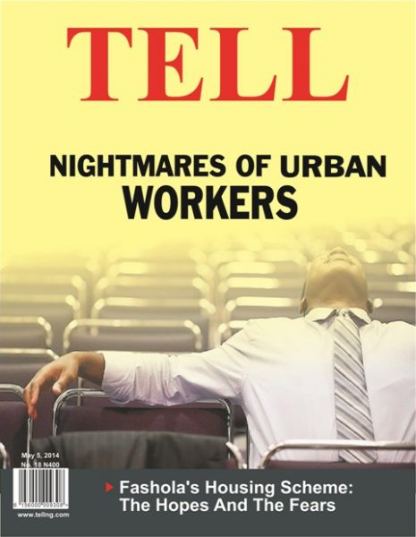 Nightmares Of Urban Workers