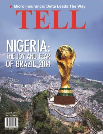 Nigeria: The Joy And Fear of Brazil 2014