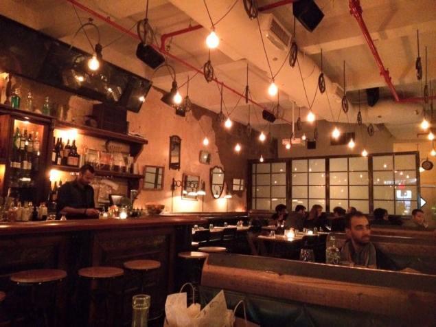 Schapiros bar, Lower East Side